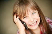 Exposure Limits: The under estimation of absorbed cell phone radiation, especially in children